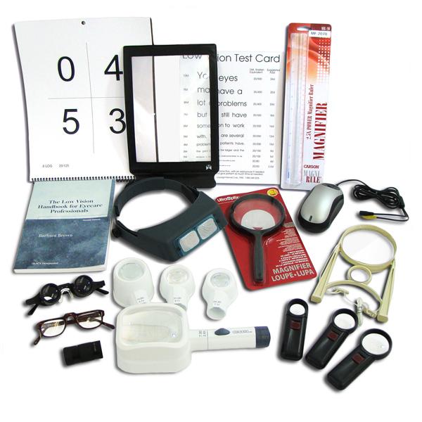 Low Vision Demo/Starter Kit