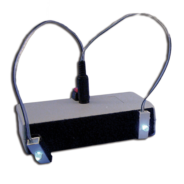 TBI LED PD Varies on Unit or with 3 Included Clips