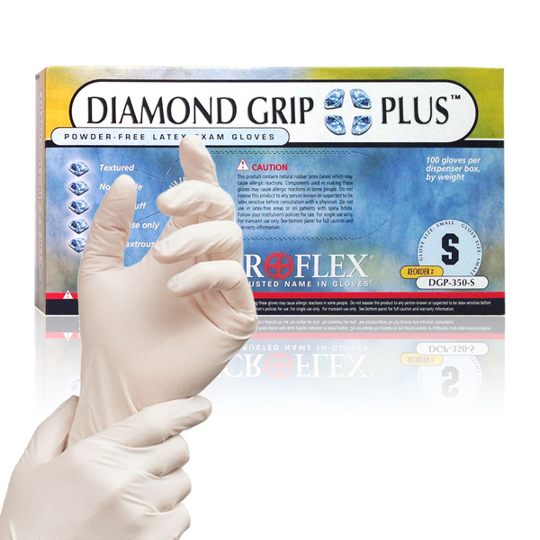 Latex Gloves (Powder-Free)