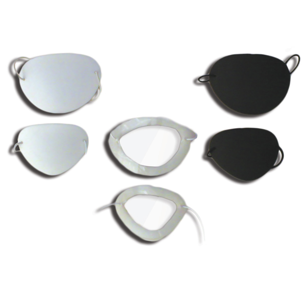 Eye Shields with..