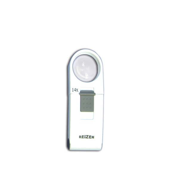 Reizen 14x Pocket LED Magnifier