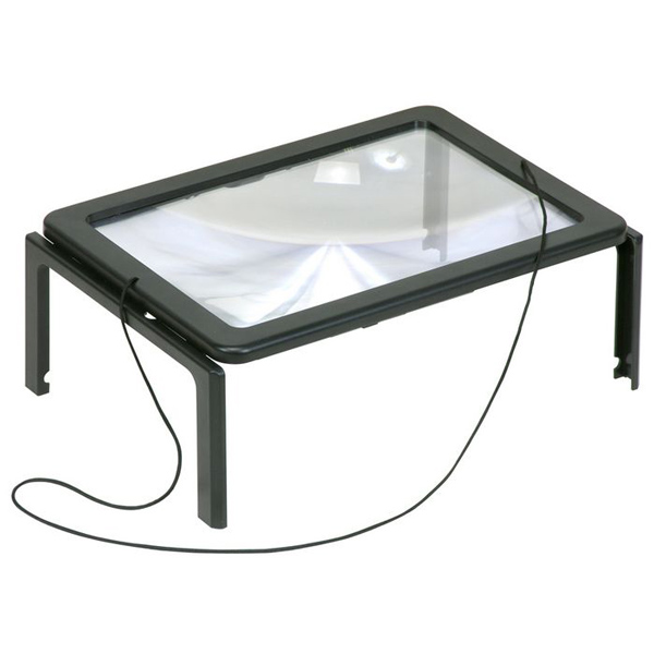 Lighted Stand/Page Magnifier
