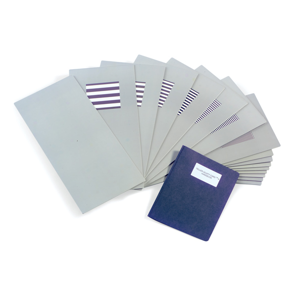 Teller Acuity Cards II - Full Set (16 Cards)