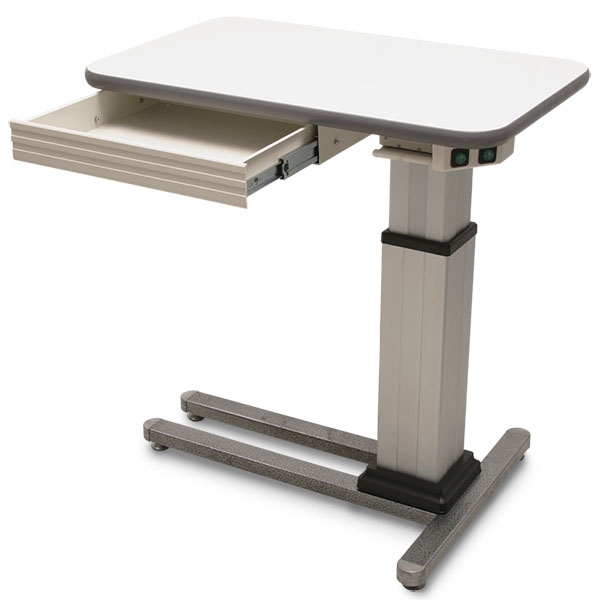 Dual Size Electric Table