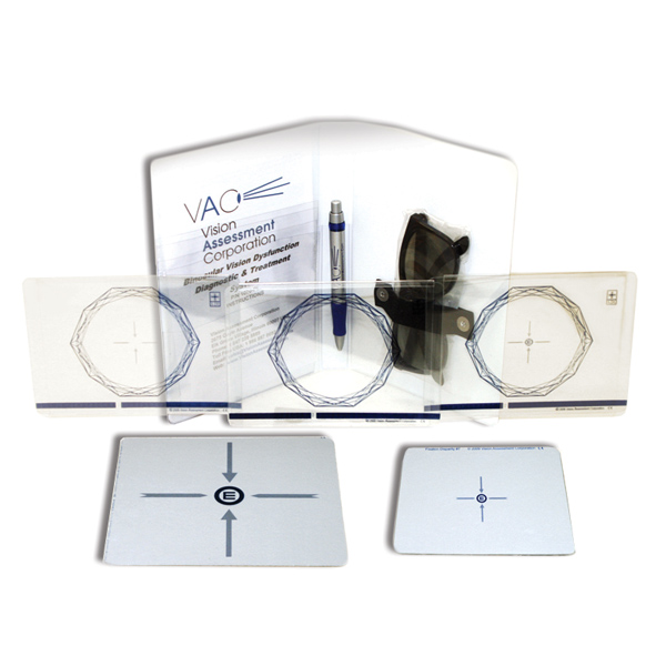 Binocular Vision Dysfunction Diagnostic & Treatment System