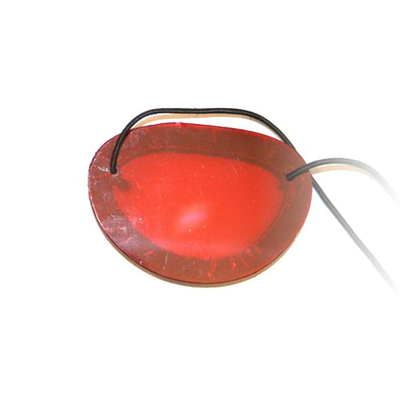 Foam Occluders (Pkg. of 6) - Red Filter