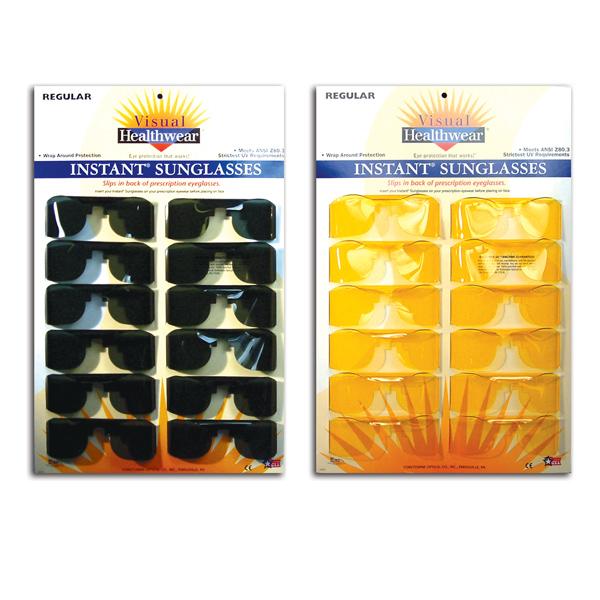 Wrap-Around Sunglasses