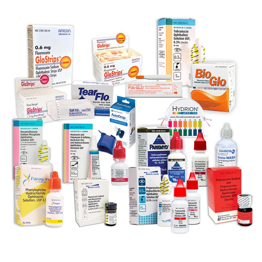 Pharmaceutical Needs